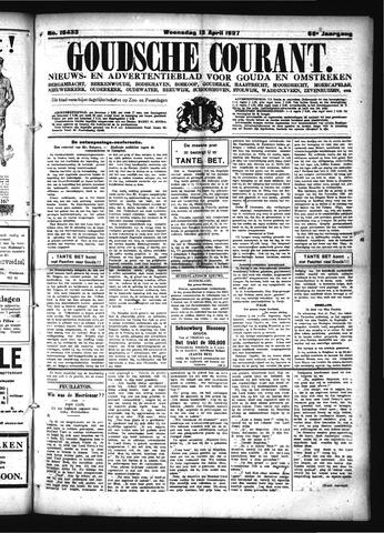 Goudsche Courant 1927-04-13
