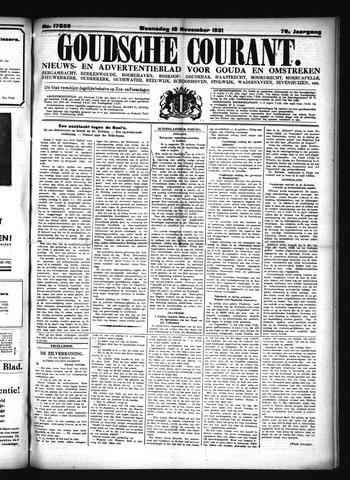 Goudsche Courant 1931-11-18