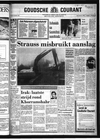 Goudsche Courant 1980-09-29