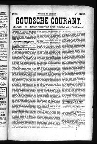 Goudsche Courant 1885-12-30