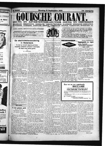 Goudsche Courant 1933-09-19