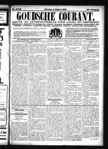 Goudsche Courant 1925-01-06
