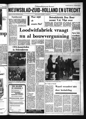 Schoonhovensche Courant 1977-03-30