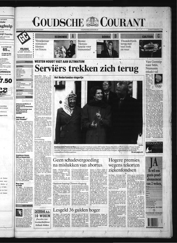 Goudsche Courant 1994-02-18