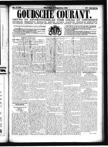 Goudsche Courant 1931-08-17