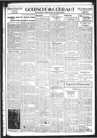 Goudsche Courant 1943-02-16