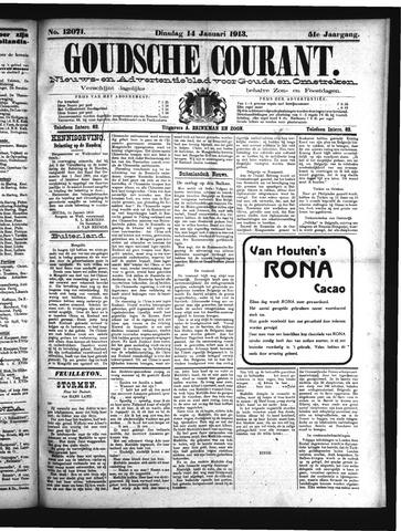 Goudsche Courant 1913-01-14