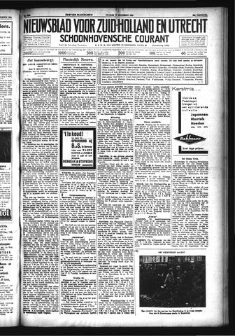 Schoonhovensche Courant 1933-12-15