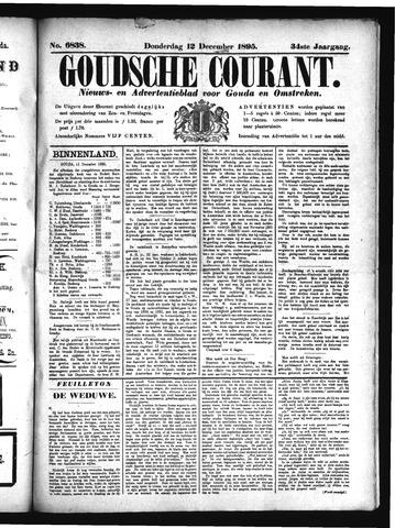 Goudsche Courant 1895-12-12