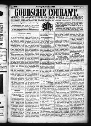 Goudsche Courant 1932-10-18