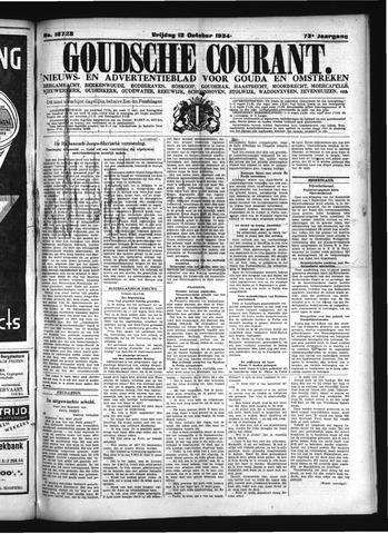 Goudsche Courant 1934-10-12
