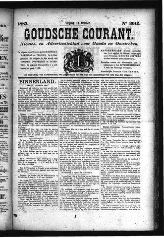 Goudsche Courant 1887-10-14