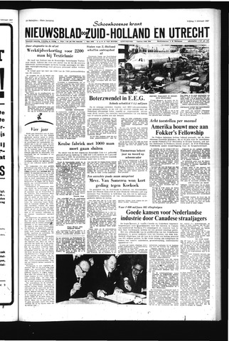 Schoonhovensche Courant 1967-02-03