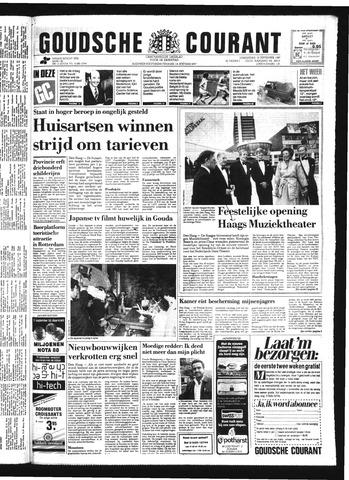 Goudsche Courant 1987-09-10