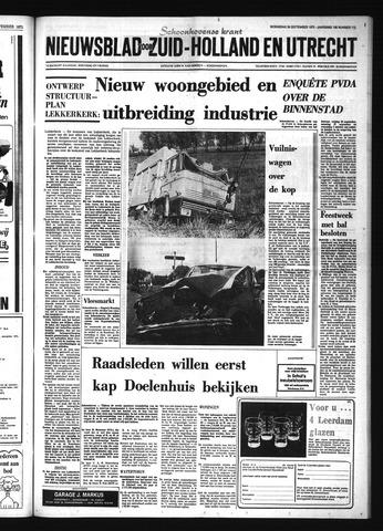 Schoonhovensche Courant 1975-09-24