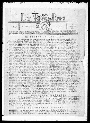 De Vrije Pers 1944-11-04