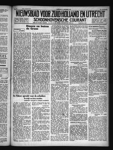 Schoonhovensche Courant 1940-12-11