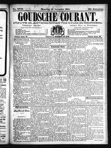 Goudsche Courant 1911-11-13