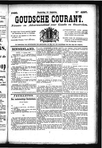 Goudsche Courant 1890-08-14