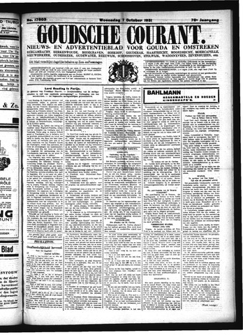 Goudsche Courant 1931-10-07