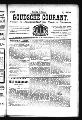 Goudsche Courant 1890-10-15