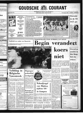 Goudsche Courant 1979-10-22