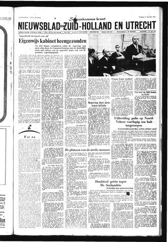 Schoonhovensche Courant 1966-10-14