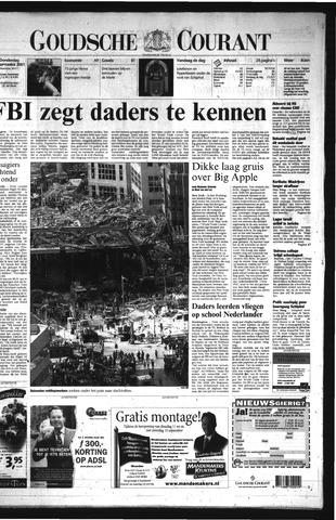 Goudsche Courant 2001-09-13