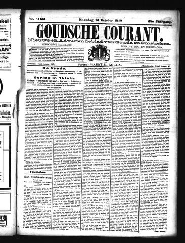 Goudsche Courant 1919-10-13