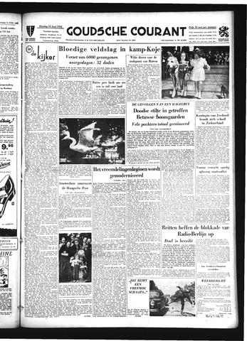 Goudsche Courant 1952-06-10