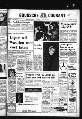 Goudsche Courant 1975-02-07