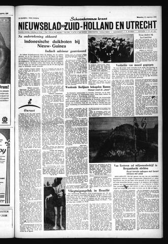 Schoonhovensche Courant 1962-08-22