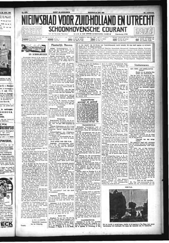 Schoonhovensche Courant 1933-06-26