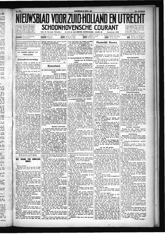 Schoonhovensche Courant 1931-04-22