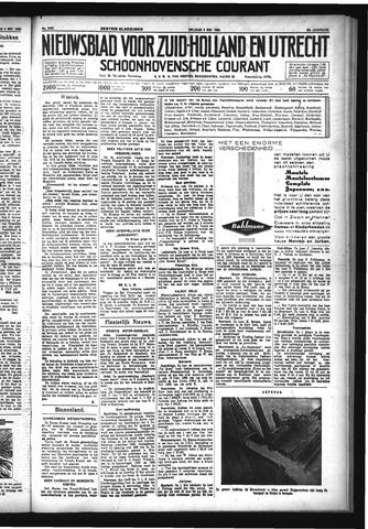 Schoonhovensche Courant 1933-05-05