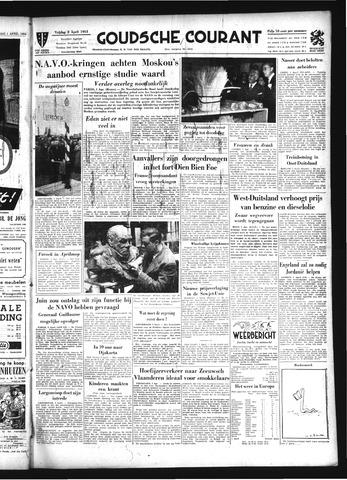 Goudsche Courant 1954-04-02