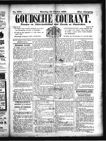 Goudsche Courant 1898-10-24