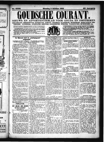 Goudsche Courant 1923-10-09