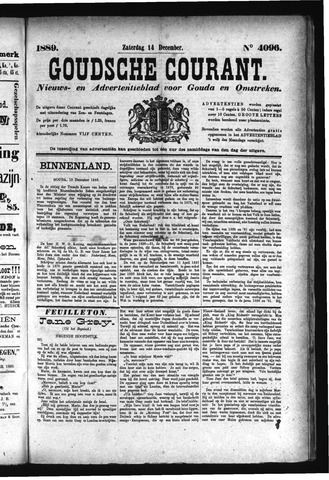 Goudsche Courant 1889-12-14