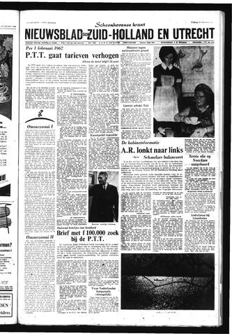 Schoonhovensche Courant 1966-10-21