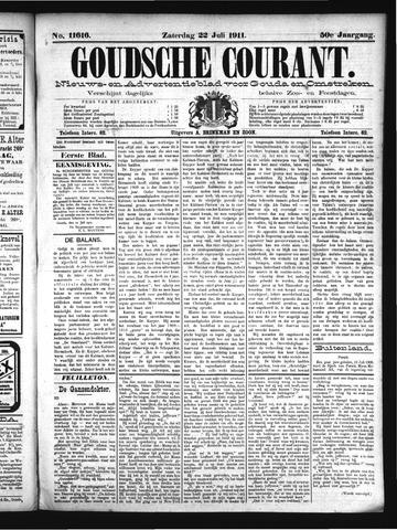 Goudsche Courant 1911-07-22