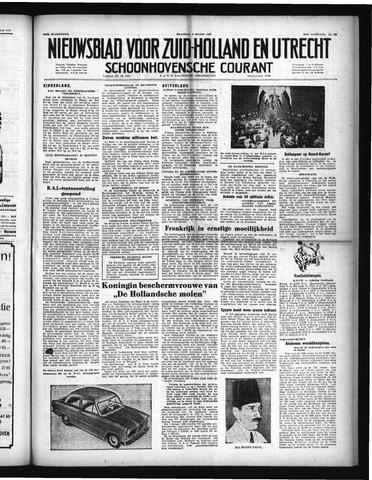 Schoonhovensche Courant 1952-03-03