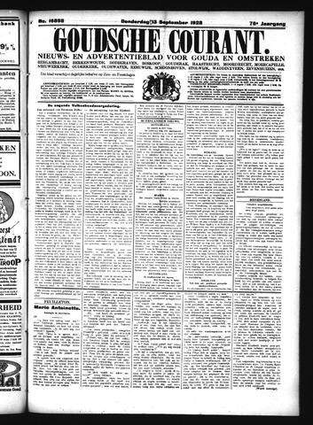 Goudsche Courant 1928-09-13