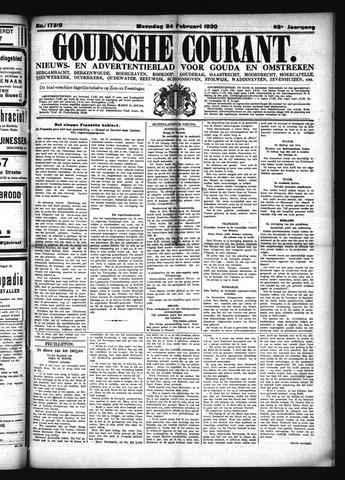 Goudsche Courant 1930-02-24