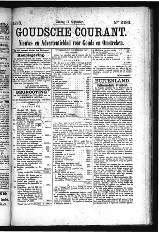 Goudsche Courant 1878-09-15