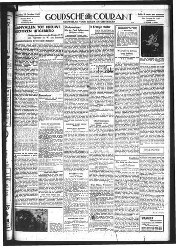 Goudsche Courant 1943-10-23