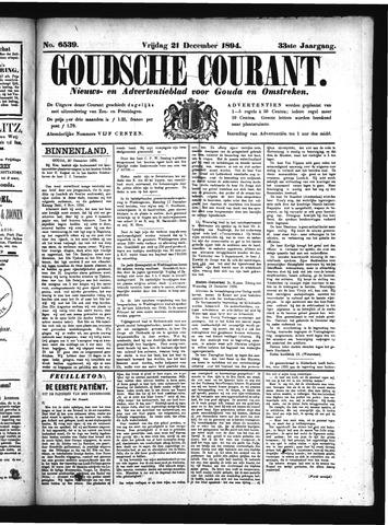 Goudsche Courant 1894-12-21