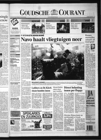 Goudsche Courant 1994-02-28
