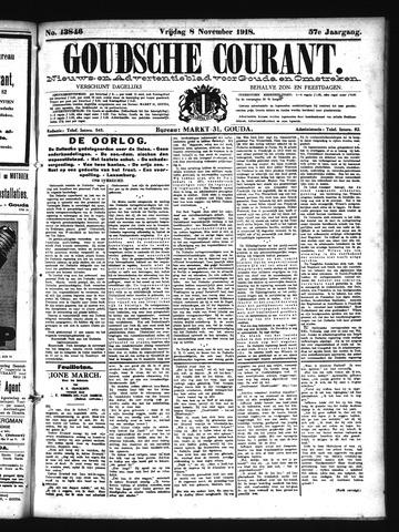 Goudsche Courant 1918-11-08