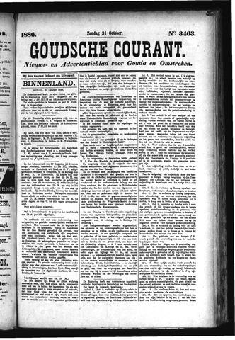 Goudsche Courant 1886-10-31